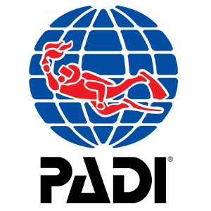 Padi Dive Center Logo